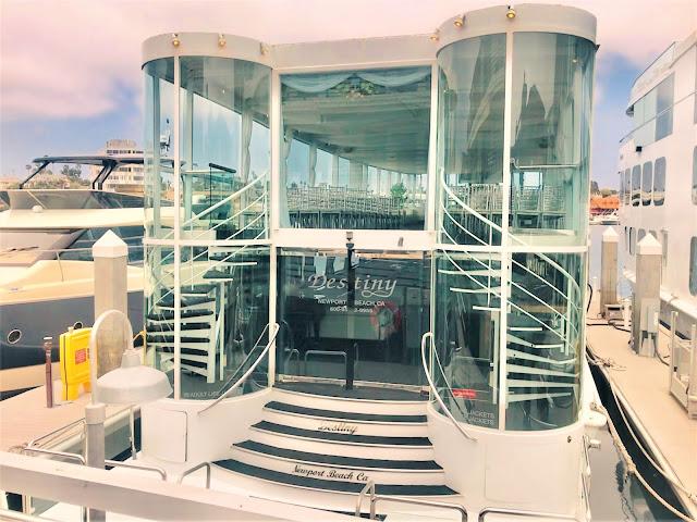 DestinyYacht, Newportbeach, SoCal, LidoMarinaVillage, Maple Leopard Travel Blog