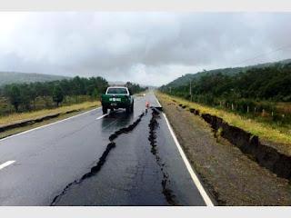 Fue de 7,6 grados en la escala de Richter. Hubo evacuaciones por alerta de tsunami.