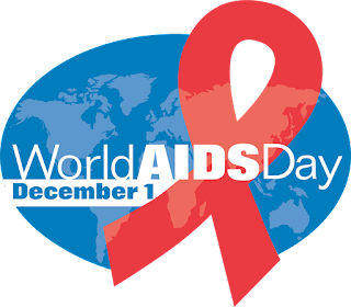 world logo3 December 1st, World Aids Day
