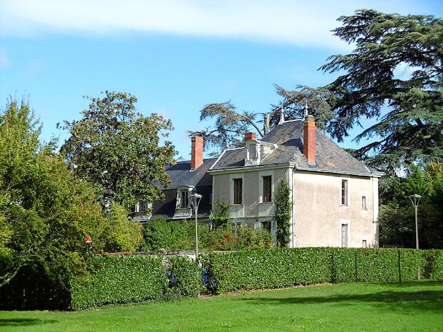 La Mégane, Ingrandes, Vienne, France. Photo by Loire Valley Time Travel.