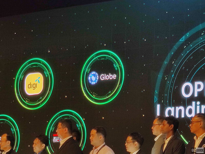 Globe is the 5G technology partner of OPPO in the Philippines