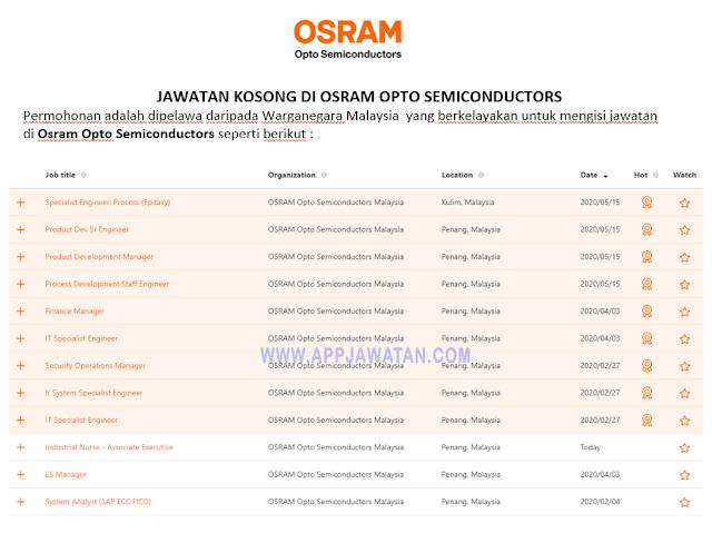Osram Opto Semiconductors