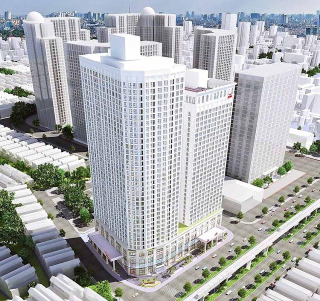 Dự án chung cư King Place Nguyễn Trãi