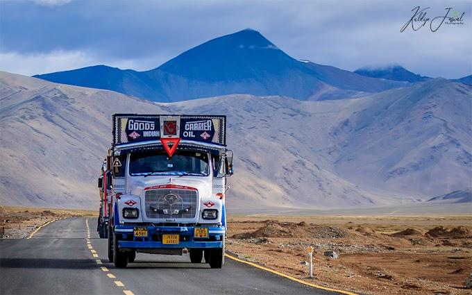 Sarchu- Leh Road