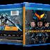 Círculo de Fogo: A Revolta Blu-Ray Capa