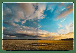 برنامج توضيح الصور المشوشة بعد التكبير