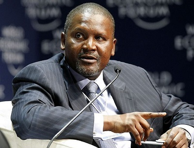 Details of How Billionaire Mogul, Dangote Pledged to Assist FG Turnaround Economy
