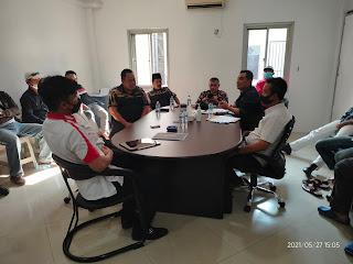 Ketua PEKAT IB Tinjau Kesiapan Koperasi Jasa Pekat Nusantara di Jateng