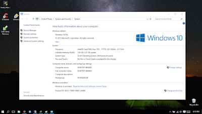Download Windows 10 Final Full Activator