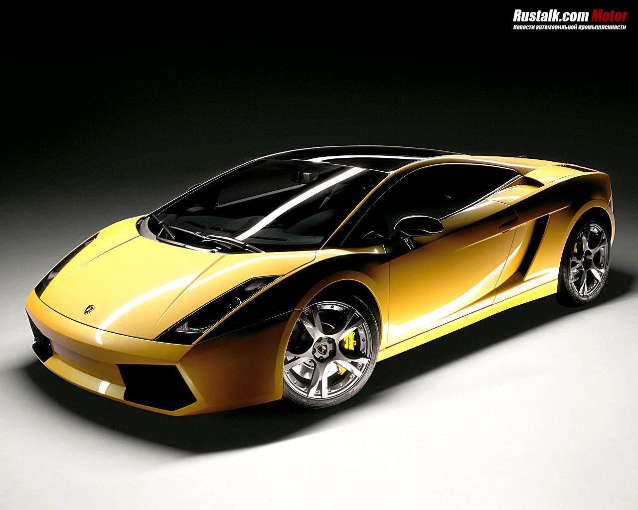 Auto Car: Lamborghini Wallpaper