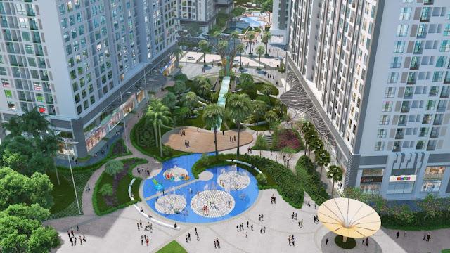 Chung cư Qms Tower