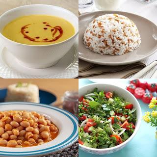 lezzet bahçesi ev yemekleri antalya sulu yemek siparişi lara muratpaşa yemek yerleri