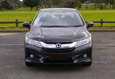 Honda All New City Indonesia