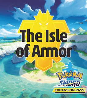 Review - Pokémon: Isle of Armor