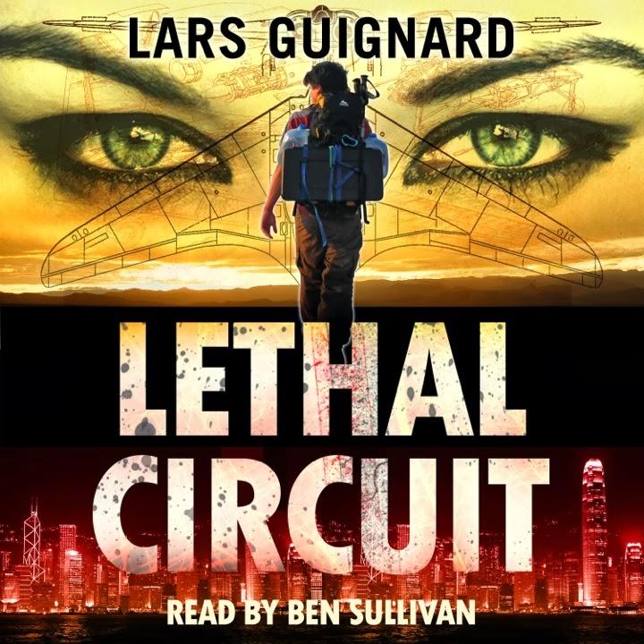 Amethyst Daydreams Lethal Circuit Blog Tour