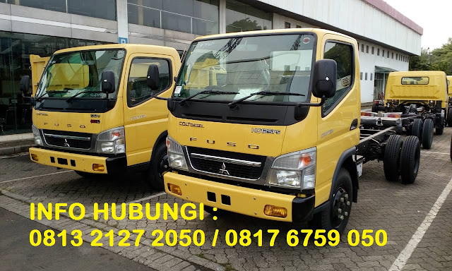 harga all new varian chassis mitsubishi colt diesel canter 2020