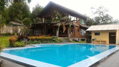 Villa Murah Puncak di Bawah 1 Juta