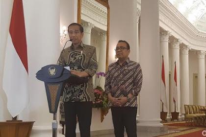 Ibu Kota RI Pindah ke Kaltim? Jokowi: Masih Tunggu Kajian