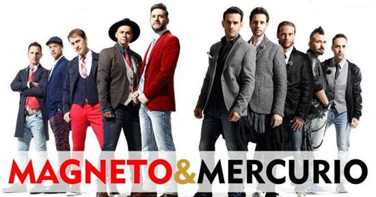 Magneto y Mercurio en Arequipa 2017