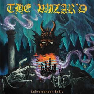 """The Wizar'd - """"Subterranean Exile"""" (album)"""
