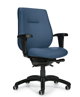 gala II healthcare office chair