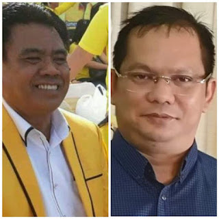 Jabes Gahgana dan Elly Lasut Dipastikan Dukung JPAR di Pilwako Manado