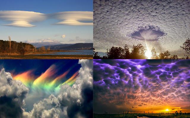 Fenomena Awan Paling Menakjubkan Di Dunia