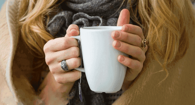 اسباب الشعور بالبرد والجو حار