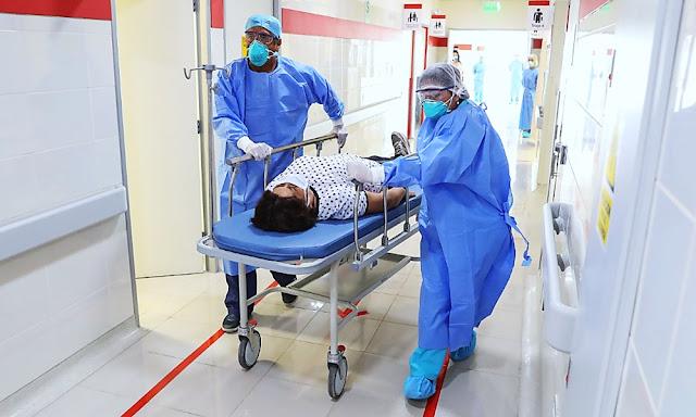 Hospital de Ate recibirá a pacientes que necesiten cuidados intensivos de COVID-19 en Lima