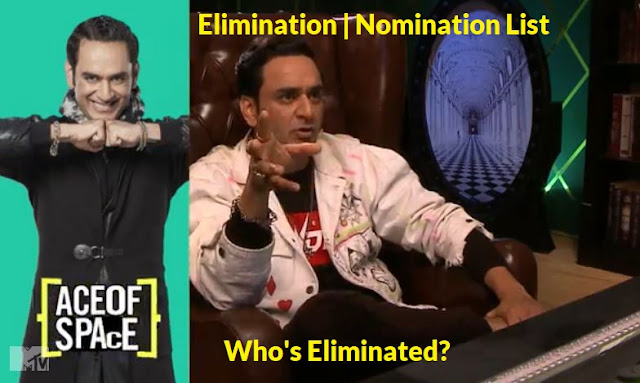 ace of space 2 elimination nominations list