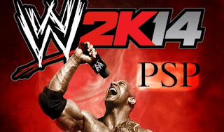 WWE Smackdown vs Raw 2k14 PSP