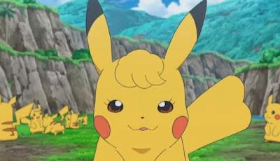 Pokémon Sol y Luna Ultra Aventuras Capitulo 48 Temporada 21 El Pikagrupo Pokémon