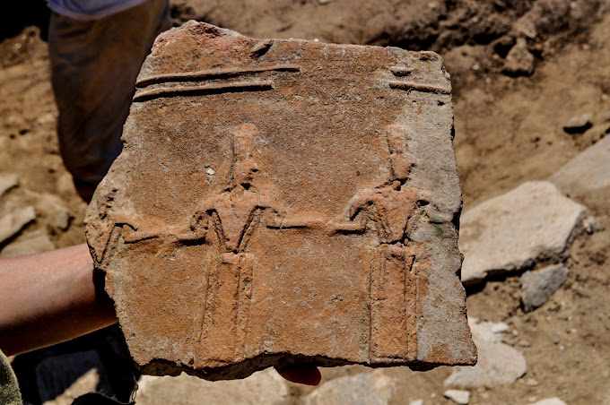 Σπουδαία ευρήματα του 6ου αι. π.Χ. έφερε στο φως η αρχαιολογική έρευνα στην Αντίπαρο
