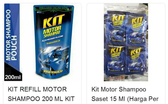 rekomendasi-shampo-sabun-cuci-motor-terbaik-termurah-KIT-Motor-Shampoo