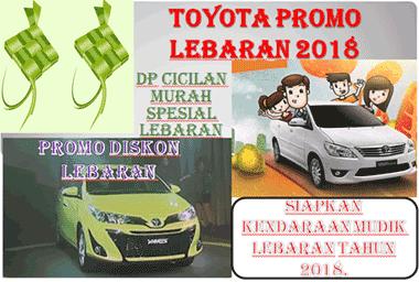 Toyota Promo Lebaran 2018