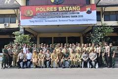Polres Batang Siap Amankan Pelaksanaan Pilkades Serentak 2019