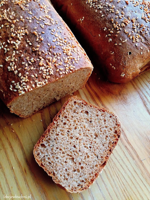 Chleb orkiszowy / Spelt Bread