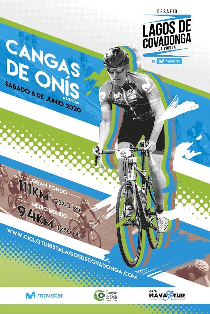El desafío Lagos de Covadonga en 2020 se celebrará el 6 de junio