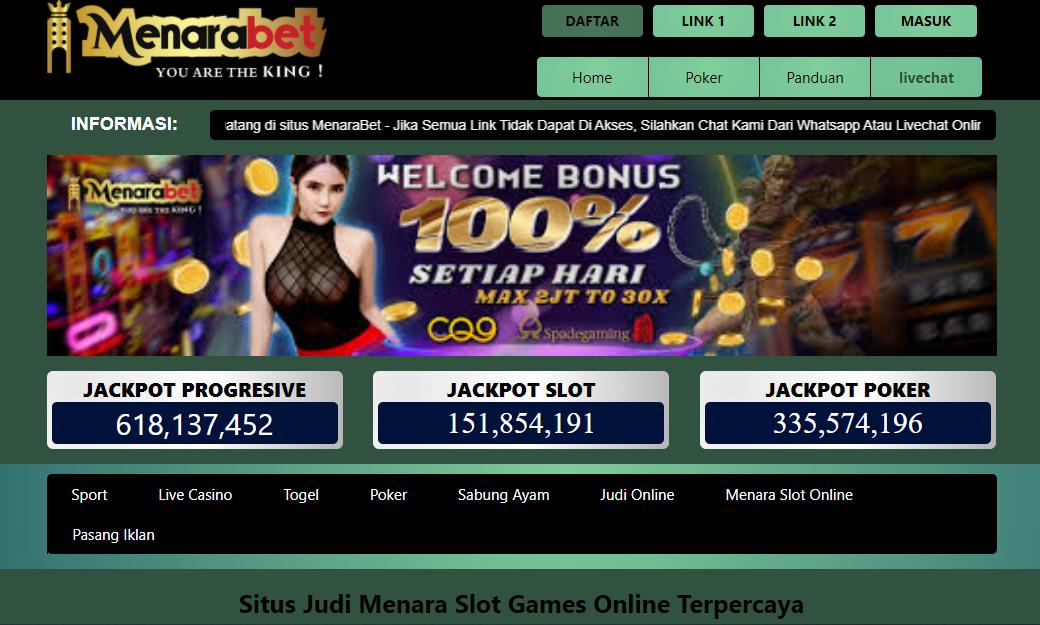 Menarabet Situs Judi Slot Uang Asli Gudang Judi Online Idn Terpercaya Gudang Slot Online Idn Terpercaya