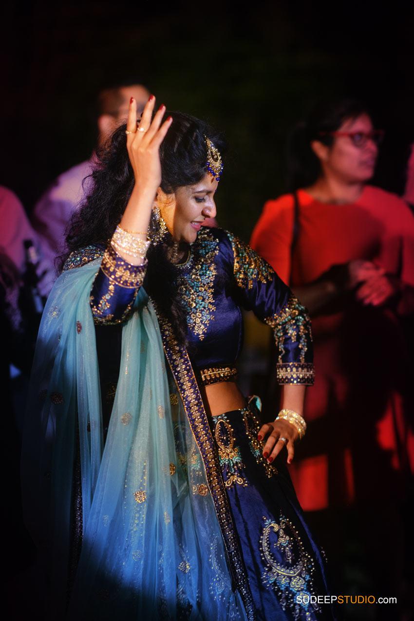 South Asian Indian Wedding Photography Outdoor Wedding Reception Michigan by SudeepStudio.com Ann Arbor Indian Wedding Photographer