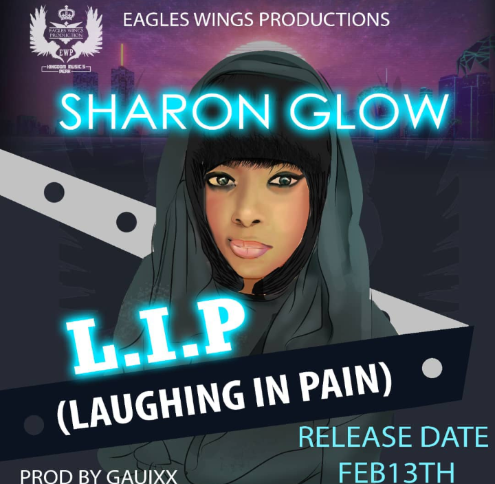Sharon Glow - Laughing In Pain (Mp3 Download) - MadeOfGod Tv