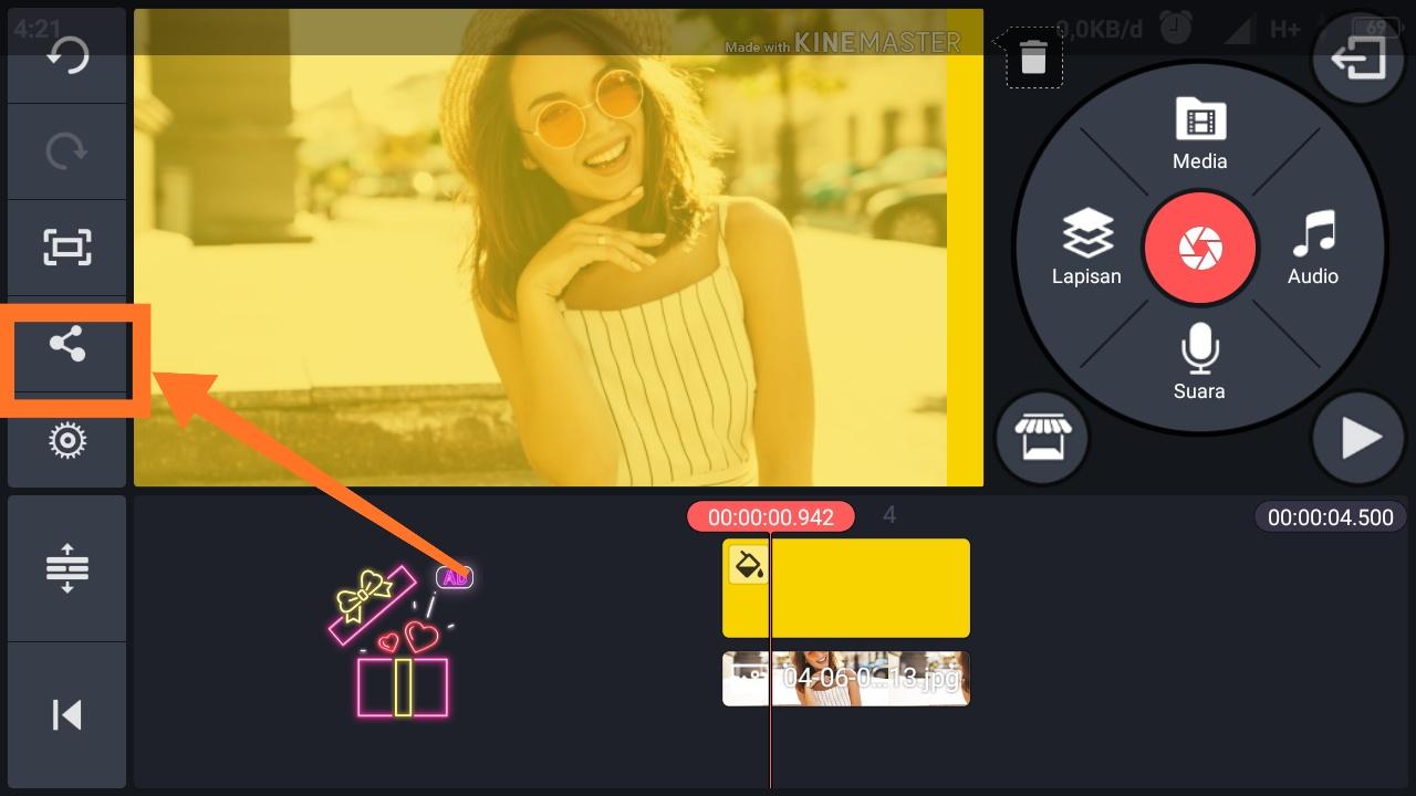 Cara membuat GIF online