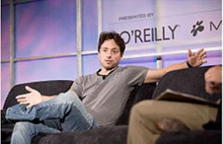 Sergey Brin Pengusaha IT Dunia
