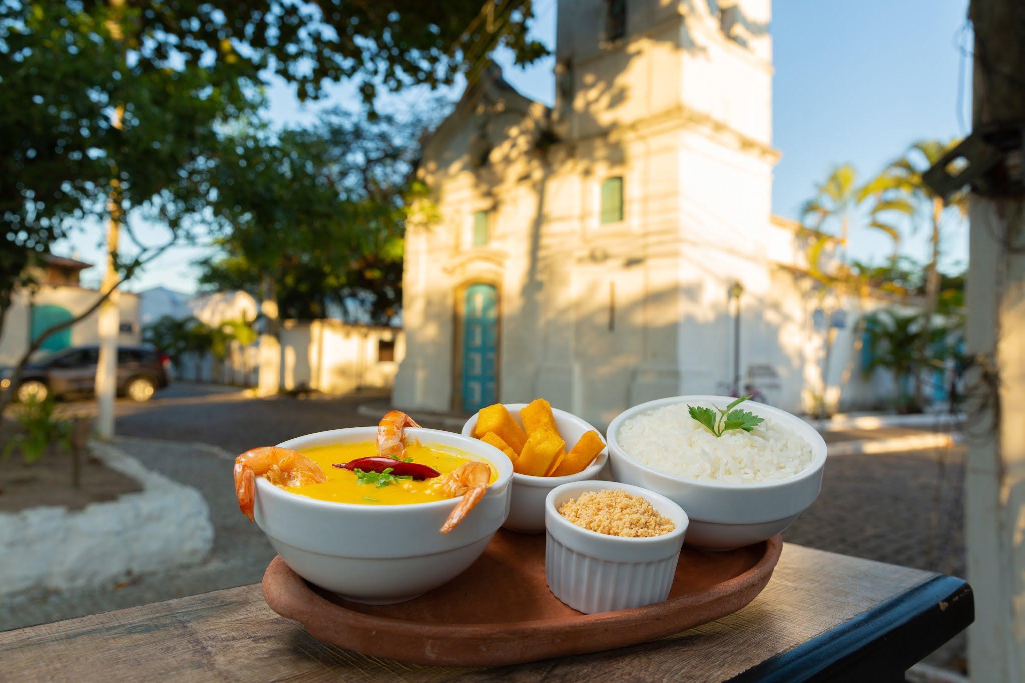 Festival Gastronômico: Cabo Frio, Armazém da Passagem (crédito: Leandro Oliveira)