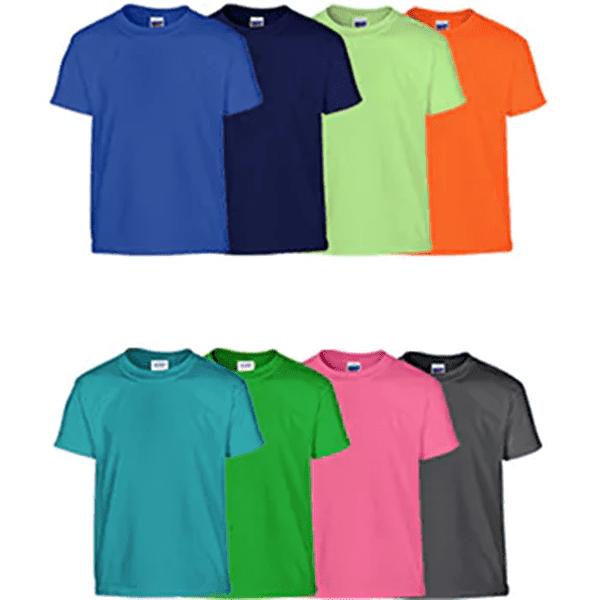 Irregular Youth Gildan T-Shirt Style 5000 - Size Medium