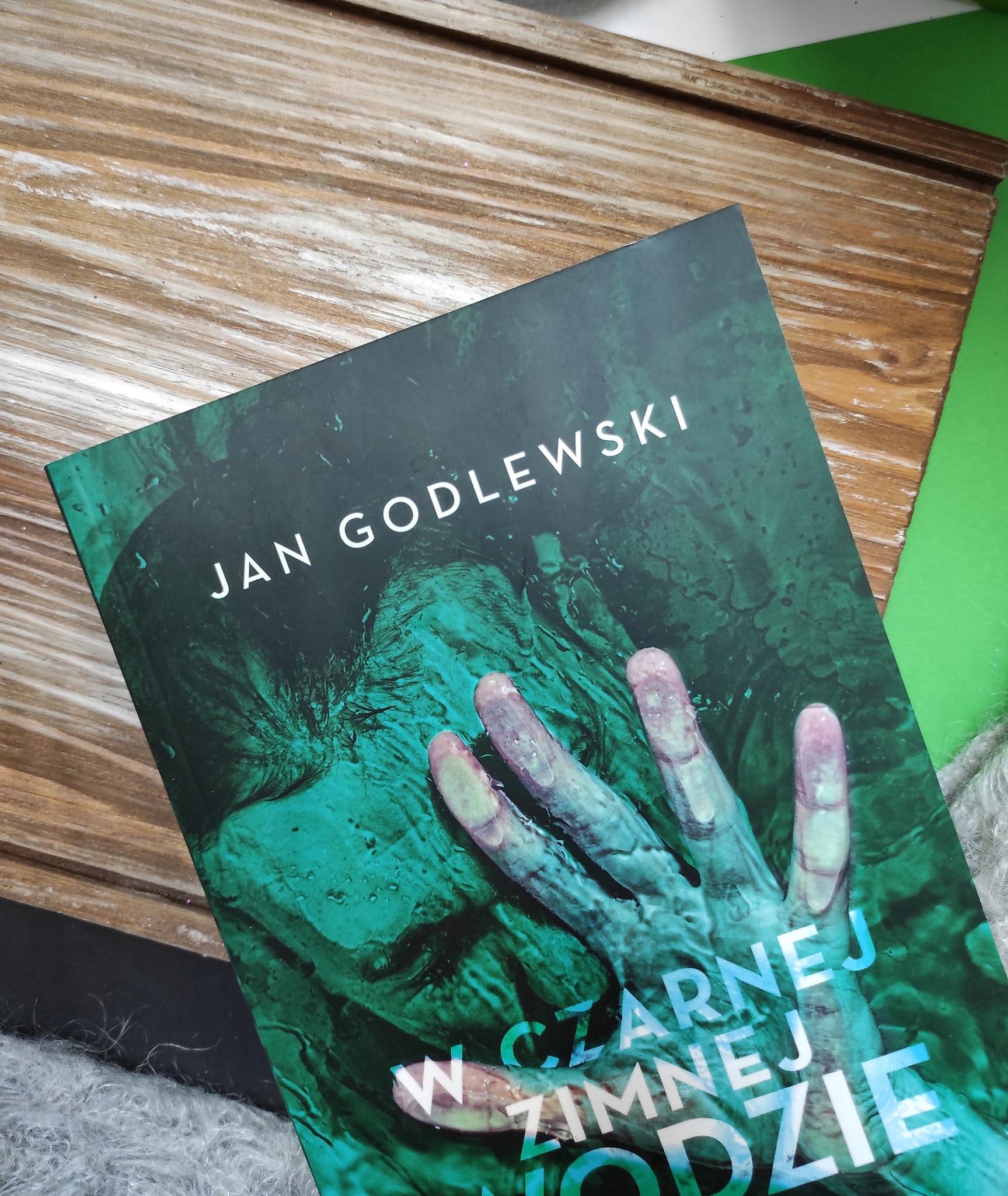 """""""W czarnej zimnej wodzie"""" Jan Godlewski"""