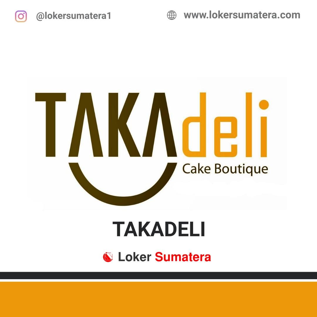 Lowongan Kerja Batam: TAKAdeli Cake Boutique Desember 2020