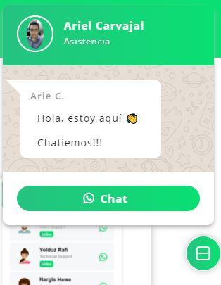 insertar botón flotante whatsapp html