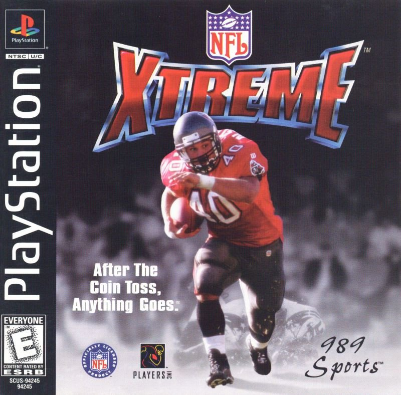 NFL Xtreme - PS1 - ISOs Download