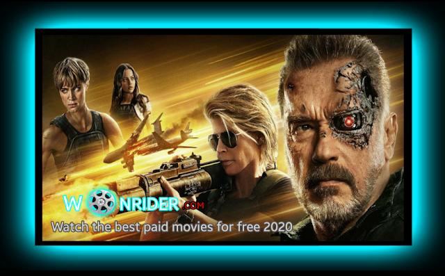 Best Action Film 2020 _ 2019 Terminator: Dark Fate Watch free online